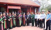 Lim Festival promotes Quan Ho folk singing