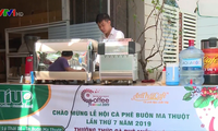 7th Buon Ma Thuot Coffee Festival opens