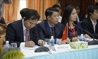 Vietnam, Laos, Cambodia officials discuss Development Triangle Area