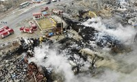 At least 44 killed in China's chemical plant explosion