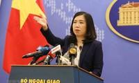 Vietnam opposes Taiwan's live-fire drill around Ba Binh Island