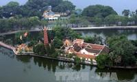 Tran Quoc pagoda named one of world's 10 incredibly beautiful pagodas