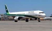 Iraq resumes flights to Syria after 8 years