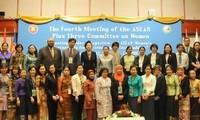 Khai mạc Hội nghị Bộ trưởng Phụ nữ ASEAN lần thứ nhất tại Lào