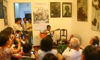 Ra mắt Gác Trịnh nhân kỷ niệm 12 năm ngày mất của nhạc sĩ Trịnh Công Sơn