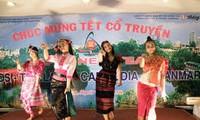 Lễ hội Tết cổ truyền Lào – Thái Lan – Campuchia – Myanmar