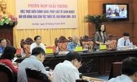 Thực hiện chính sách pháp luật về giảm nghèo đối với đồng bào dân tộc thiểu số