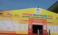 Khai mạc Triển lãm quốc tế chuyên ngành y dược Việt Nam lần thứ 21