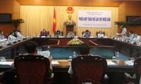 Tiếp tục Phiên họp toàn thể lần thứ 14 của Ủy ban Tư pháp: Cho ý kiến về công tác tư pháp