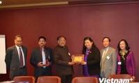 Quan hệ Quốc hội giữa Việt Nam và Ấn Độ phát triển hiệu quả và thực chất