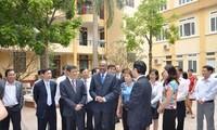 Phó Chủ tịch nước Nguyễn Thị Doan tiếp Phó Tổng Thư ký Liên hợp quốc