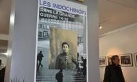 """Ấn tượng triển lãm ảnh """"Người Việt Nam trong Chiến tranh Thế giới thứ nhất"""" tại Pháp"""