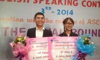 """Cuộc thi hùng biện tiếng Anh """"Giới trẻ với văn hóa các nước ASEAN"""""""