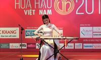 Thí sinh Hoa hậu Việt Nam 2014 khoe tài múa, hát, đánh võ