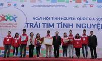 Ngày hội tình nguyện Quốc gia năm 2014