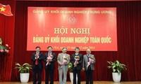 Hội nghị các đảng ủy khối Doanh nghiệp toàn quốc