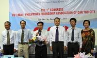 Thành lập Hội hữu nghị Việt Nam – Philippines thành phố Cần Thơ