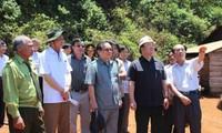 Phó Thủ tướng Hoàng Trung Hải: Cần nâng cao đời sống đồng bào dân tộc thiểu số