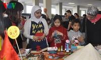 Cộng đồng người Việt Nam tham gia lễ hội Zee Festival tại Ai Cập