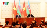 Chủ tịch nước Trương Tấn Sang kết thúc tốt đẹp chuyến thăm chính thức Azerbaijan