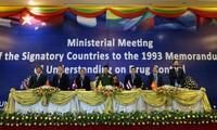 Các nước tiểu vùng sông Mekong tăng cường hợp tác phòng, chống ma túy