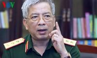 Thứ trưởng Bộ Quốc phòng Việt Nam Nguyễn Chí Vịnh dự Đối thoại Shangri-La lần thứ 14