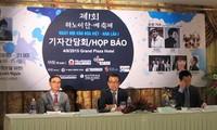 Sôi động ngày hội giao lưu văn hóa thể thao Việt - Hàn lần thứ 10
