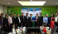 Đoàn Hội Nhà báo Việt Nam thăm và làm việc tại Thái Lan
