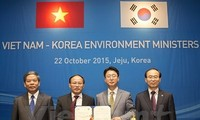 Việt Nam và Hàn Quốc hợp tác trong lĩnh vực bảo tồn đa dạng sinh học và sử dụng tài nguyên