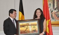 Vương quốc Bỉ đẩy mạnh hỗ trợ tỉnh Bà Rịa-Vũng Tàu xử lý chất thải
