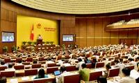 Quốc hội thảo luận về Dự thảo Nghị quyết của Quốc hội ban hành Nội quy kỳ họp Quốc hội (sửa đổi)