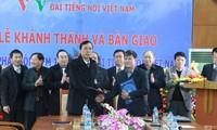 Đài Tiếng nói Việt Nam: Khánh thành và bàn giao trạm phát sóng 10KW tại Quảng Ninh
