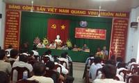 Đoàn đại biểu Quốc hội các địa phương tiếp xúc cử tri