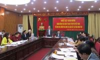 Các địa phương tích cực chuẩn bị cho công tác bầu cử Đại biểu QH khóa XIV và đại biểu HĐND các cấp