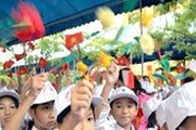 Ngày Khoa học tại trường Hữu nghị Lào-Việt Nam