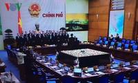 Thủ tướng Nguyễn Tấn Dũng chủ trì phiên họp thường kỳ tháng 3