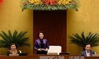 Quốc hội thảo luận phiên cuối cùng về tình hình kinh tế - xã hội