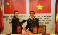 Việt Nam và Trung Quốc kiểm tra liên hợp nghề cá Vịnh Bắc bộ lần thứ 11