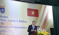 Hoa Kỳ cam kết hỗ trợ giáo dục cho Việt Nam