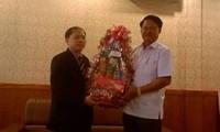 Mong muốn vun đắp cho mối quan hệ hữu nghị truyền thống giữa Campuchia và Việt nam