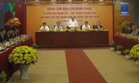 Thủ tướng Nguyễn Xuân Phúc làm việc với Tập đoàn Dầu khí Quốc gia Việt Nam