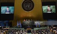 175 nước ký kết thỏa thuận Paris về biến đổi khí hậu