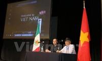 Tọa đàm về các di sản văn hóa Việt Nam tại Mexico