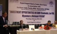 Thúc đẩy đầu tư của Ấn Độ vào ngành dệt may Việt Nam