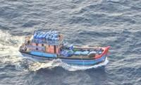 Công tác bảo hộ công dân liên quan đến việc Australia bắt giữ 30 ngư dân và 02 tàu cá của Việt Nam