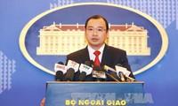 Việt Nam mong muốn Tòa Trọng tài vụ kiện Philipines-TQ sẽ đưa ra phán quyết công bằng và khách quan