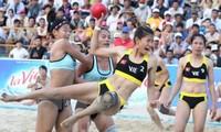 ĐH Thể thao bãi biển châu Á lần thứ 5: Đoàn VN tiếp tục giữ vững ngôi đầu bảng tổng sắp huy chương