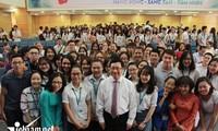Đào tạo sinh viên ngoại giao phải đáp ứng quá trình hội nhập quốc tế