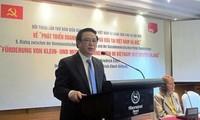 Đối thoại lý luận lần thứ 5 giữa Đảng Cộng sản Việt Nam và Đảng Dân chủ Xã hội Đức