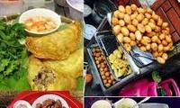 Giới thiệu ẩm thực Hà Nội; thông tin về làng trẻ em SOS Việt Nam